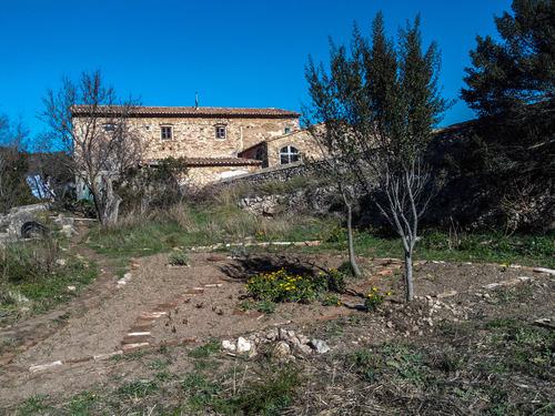 Un squat rural qui nous fait r ver mais pas d pisode - Rever d une vieille maison ...
